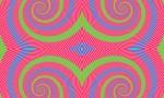 Quanti colori ci sono in questa spirale? FOTO