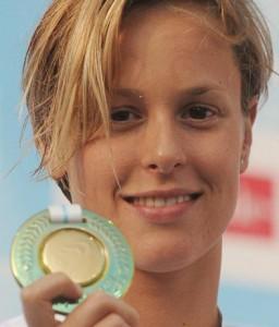 Federica Pellegrini oro 200 sl, è 4° di fila Europei nuoto