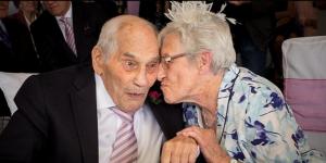Matrimonio a 104 anni: gli sposi più anziani di sempre