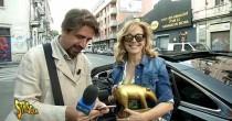 "Barbara D'Urso riceve il Tapiro d'Oro: ""Belen Rodriguez…"""