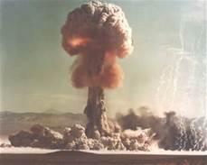 Guarda la versione ingrandita di Un test nucleare della Corea del Nord