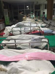 Guarda la versione ingrandita di Thailandia: rogo in dormitorio collegio femminile, 17 morti