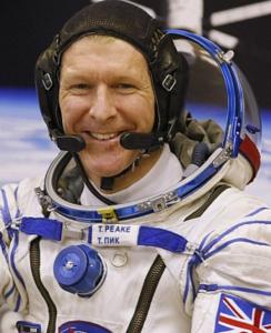 Guarda la versione ingrandita di Astronauta temeva che i russi lo abbandonassero nello spazio (Tim Peake)