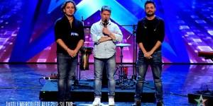 YOUTUBE Ciro Capone Trio: Pino Daniele a Italia's Got Talent
