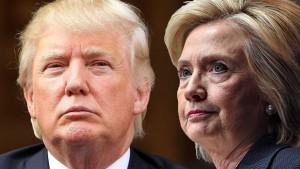 Trump, prima volta in vantaggio su Clinton nei sondaggi