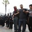 San Diego, scontri al comizio di Donald Trump: arresti FOTO12