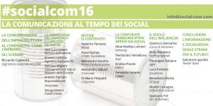 #Socialcom16