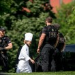 Spari a Washington vicino Casa Bianca: preso uomo armato06