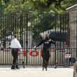 Spari a Washington vicino Casa Bianca: preso uomo armato09