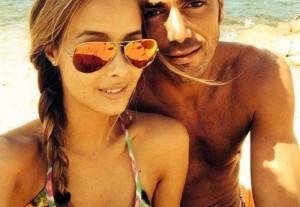 Viky Varga e Graziano Pellè, chi è fidanzata del bomber