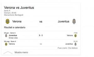 Verona-Juventus, streaming-diretta tv: dove vedere Serie A