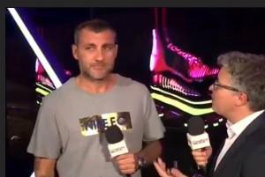 """Bobo Vieri: """"Ieri notte io, Ronaldo e Marco Borriello..."""""""