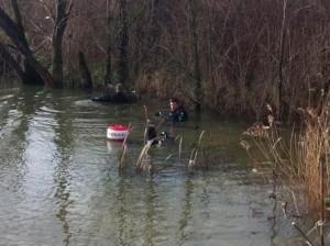 Anguillara, cadavere nel lago di Bracciano: forse suicidio