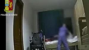 YOUTUBE Violenze su anziani alla casa di riposo a Nuoro