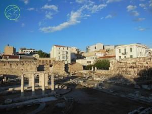 Guarda la versione ingrandita di Atene in 24 ore: itinerario dell'Acropoli a piedi