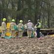 Aereo acrobatico precipita vicino York: morti 2 piloti Raf04