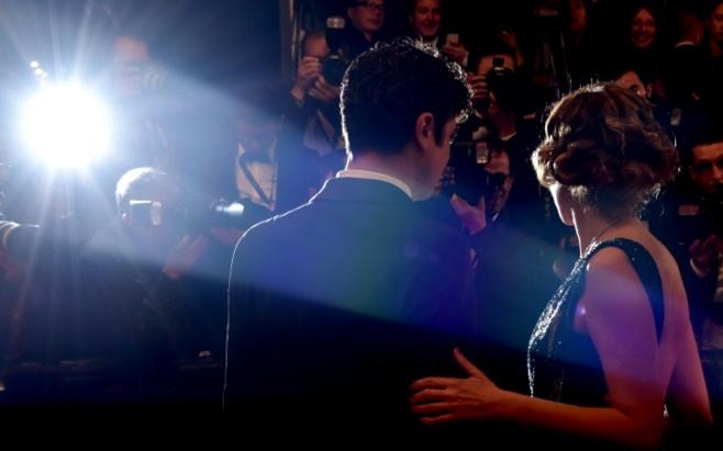 Valeria Golino e Riccardo Scamarcio insieme a Cannes. Pace?04