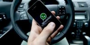 Whatsapp al volante mania: pioggia di multe a Nola