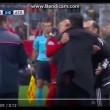 YouTube, Bayern-Atletico: Simeone-Ribery, rissa sfiorata_3