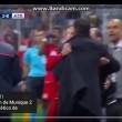 YouTube, Bayern-Atletico: Simeone-Ribery, rissa sfiorata_4