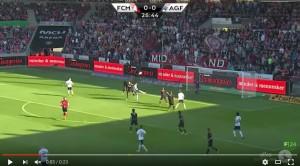 YouTube, l'autogol più bello è stato segnato in Danimarca