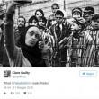 Zakia Belkhiri eroina selfie anti islam: tweet antisemiti