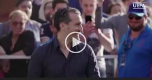 VIDEO YOUTUBE Zambrotta-Trezeguet: calcetto sul grattacielo