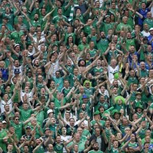 Euro 2016, morto tifoso nordirlandese a stadio Lione