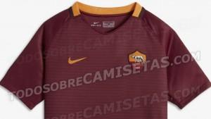 As Roma, maglia 2016-2017 FOTO Prime indiscrezioni