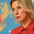 """Renzi in Russia, """"mi sono innamorata"""": post di Maria Zakharova 03"""