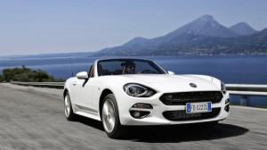 YOUTUBE Fiat presenta le nuove 500S e 124 Spider