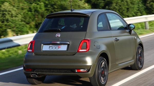 YOUTUBE Fiat presenta le nuove 500S e 124 Spider 08