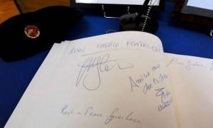 """Gianluca Buonanno, Salvini lo saluta così: """"Buon viaggio fratello"""""""