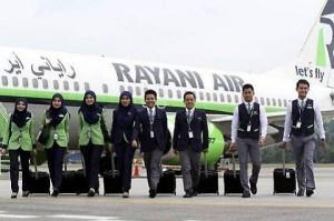 Rayani Air chiude, violava le regole sulla sicurezza