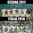 Euro 2016, Italia con 4 giocatori del Cesena del 2011 01