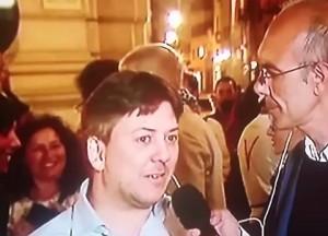 Ballottaggi, M5S festa a Roma: quel congiuntivo in diretta VIDEO