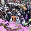 Gianluca Buonanno funerali, Matteo Salvini piange 06
