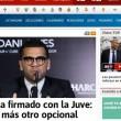 Calciomercato Juventus, Dani Alves ha firmato un biennale