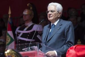 """2 giugno, Mattarella: """"E' festa di un'Italia migliore"""""""