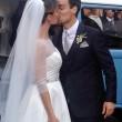 Flavia Pennetta e Fabio Fognini: matrimonio a Ostuni FOTO-VIDEO