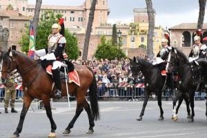 """Guarda la versione ingrandita di 2 giugno, Mattarella: """"E' festa di un'Italia migliore"""" FOTO"""