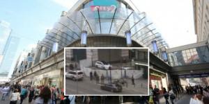 Bruxelles, allarme bomba davanti centro commerciale City 2