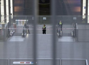 Bruxelles, evacuata stazione centrale: due valigie sospette
