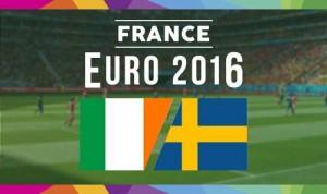 Euro 2016, Irlanda-Svezia: dove vedere in streaming e tv