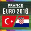Euro 2016 Turchia-Croazia: dove vedere in streaming e tv