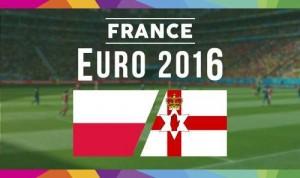 Euro 2016, Polonia–Irlanda del Nord: dove vedere in streaming, tv