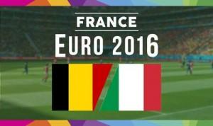Euro 2016, Belgio-Italia: dove vedere in streaming e tv