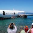 Airbus affondato in mare per attrarre sub