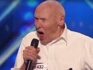 "YOUTUBE  ""America's Got Talent"", a 82 anni canta metal"