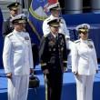 Ammiraglio Howard, prima donna afroamericana alla Nato di Napoli 9